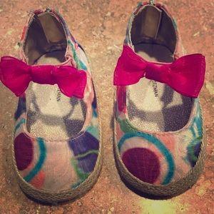 Baby shoes-Stuart Weitzman size 3